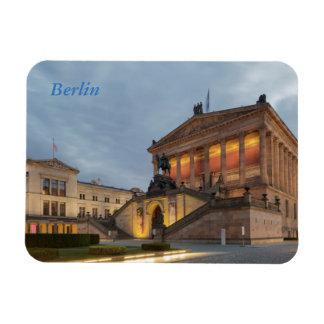 Imán Flexible Isla de museo en Berlín