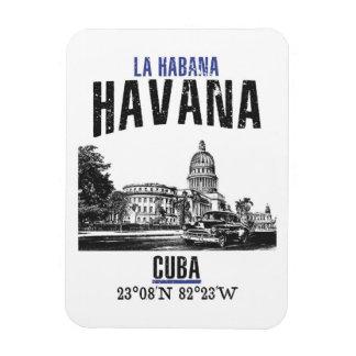 Imán Flexible La Habana
