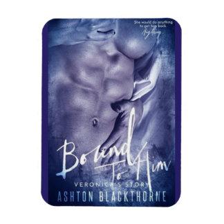 Imán Flexible Límite a él por la cubierta de libro de Ashton