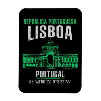 Imán Flexible Lisboa