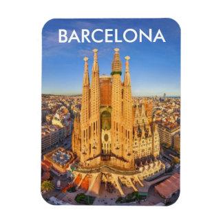 Imán Flexible Magnet Barcelona