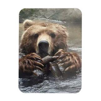 Imán Flexible Mi oso
