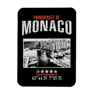Imán Flexible Mónaco