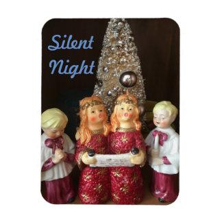 Imán Flexible Noche silenciosa