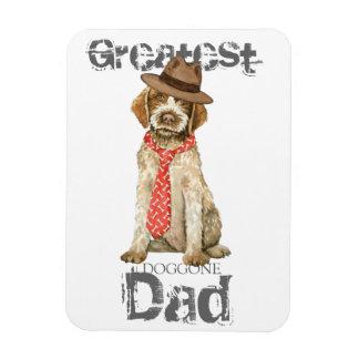 Imán Flexible Papá de Griffon