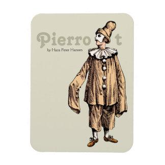 Imán Flexible Pierrot de Hans Peter Hansen CC0176