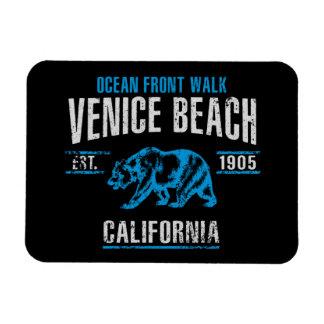 Imán Flexible Playa de Venecia
