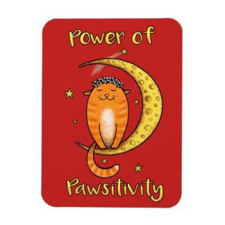 Imán Flexible Poder de la positividad