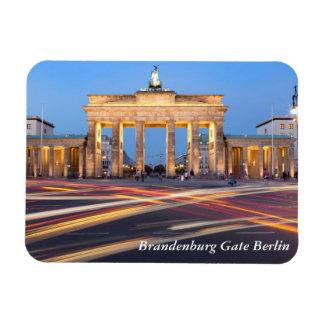 Imán Flexible Puerta de Brandeburgo en Berlín