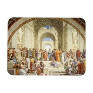 Imán Flexible Raphael - La escuela de Atenas 1511