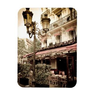 Imán Flexible Restaurante de la calle, París, Francia
