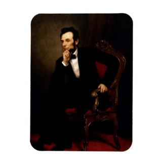 Imán Flexible Retrato del funcionario de Abraham Lincoln