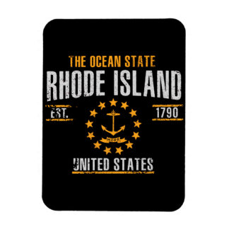 Imán Flexible Rhode Island