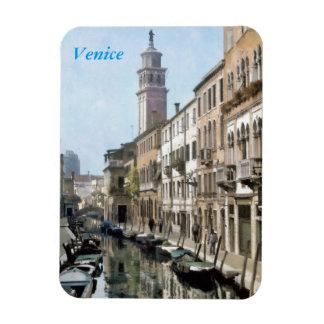 Imán Flexible Río Ognissanti, Venecia