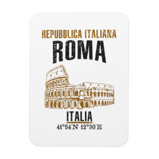 Imán Flexible Roma