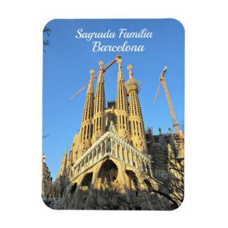 Imán Flexible Sagrada Familia, Barcelona