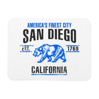 Imán Flexible San Diego