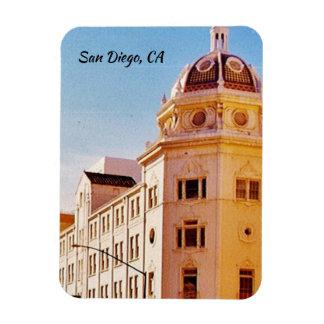 Imán Flexible San Diego, California
