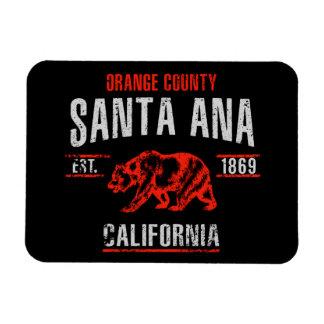 Imán Flexible Santa Ana
