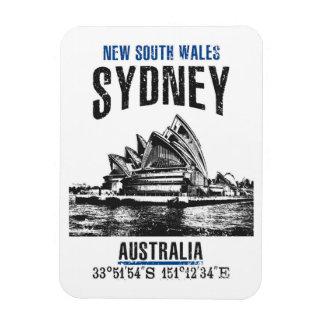Imán Flexible Sydney