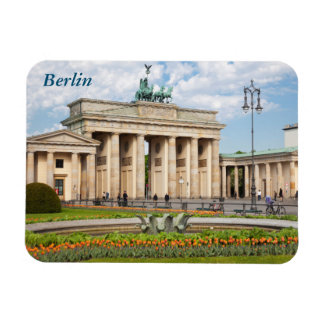 Imán Flexible Tor de Berlín Brandenburger