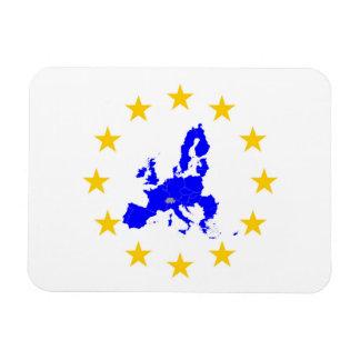 Imán Flexible Unión europea