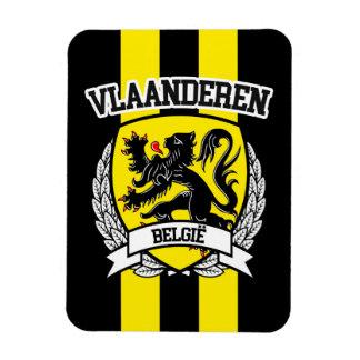 Imán Flexible Vlaanderen