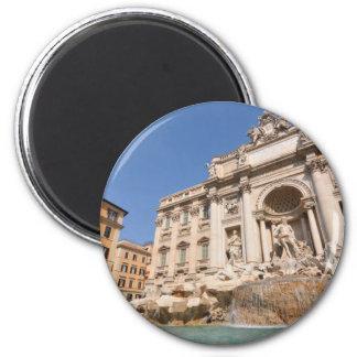Imán Fontana di Trevi en Roma, Italia