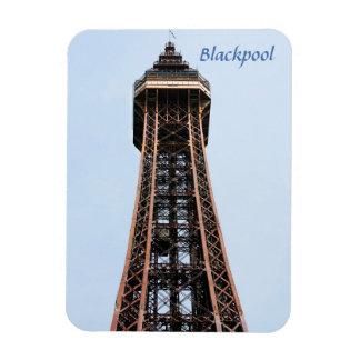 Iman Foto del recuerdo de la torre de Blackpool