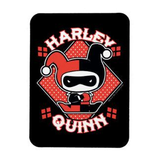 Iman Fracturas de Chibi Harley Quinn