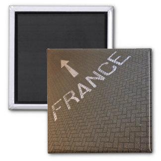Imán ¡Francia, esta manera!