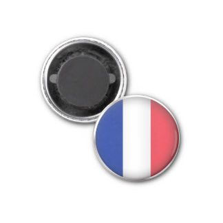 Imán Francia redonda