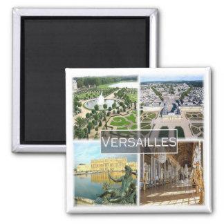Imán Franco * Francia - el palacio de Versalles