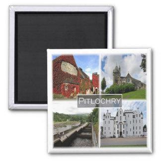Imán GB * Escocia - Pitlochry