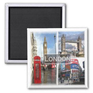 Imán GB * Inglaterra - Londres