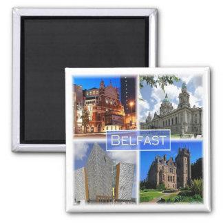 Imán GB * Irlanda del Norte - Belfast