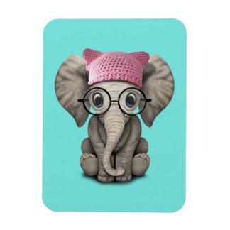 Iman Gorra del gatito del elefante lindo del bebé que