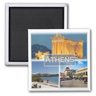 Imán GR * Grecia - Atenas