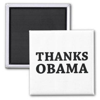 Imán Gracias Obama