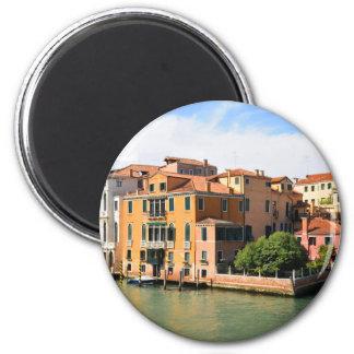 Imán Gran Canal, Venecia, Italia