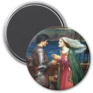 Imán grande de Tristan y de Isolda