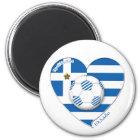 "Imán Greece "" ΕΛΛΆΔΑ"" Soccer Team. Fútbol Grecia 2014"