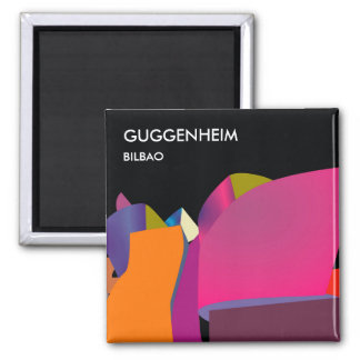 Imán Guggenheim Bilbao