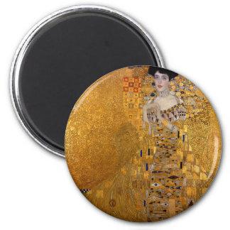 Imán Gustavo Klimt - Adela Bloch-Bauer I que pinta