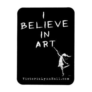 Iman Hada del arte: Creo en valor promocional del arte