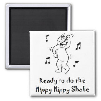 Imán HippyShake