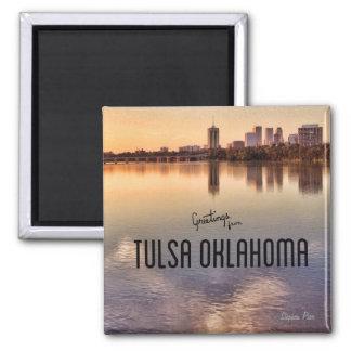Imán Horizonte de Tulsa Oklahoma