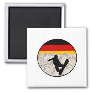 Imán Huéspedes alemanes