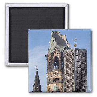 Imán Iglesia conmemorativa de Kaiser Wilhelm, Berlín