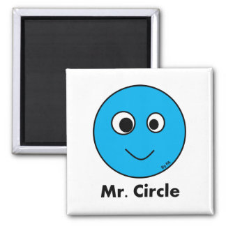 Imán Ímã Mr. Circle By PA
